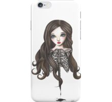 The Little Starving Artist iPhone Case/Skin