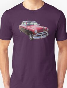 1950 Ford Custom Deluxe Classsic Car Unisex T-Shirt