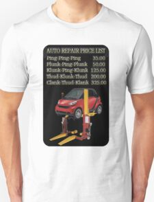 ☝ ☞ $ AUTO PRICE REPAIR TEE SHIRT $☝ ☞ Unisex T-Shirt
