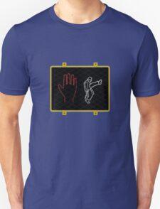 Silly Walk Sign T-Shirt