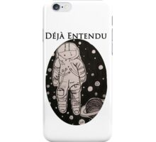 Brand New Band Déjà Entendu Spaceman  iPhone Case/Skin