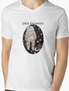 Brand New Band Déjà Entendu Spaceman  Mens V-Neck T-Shirt