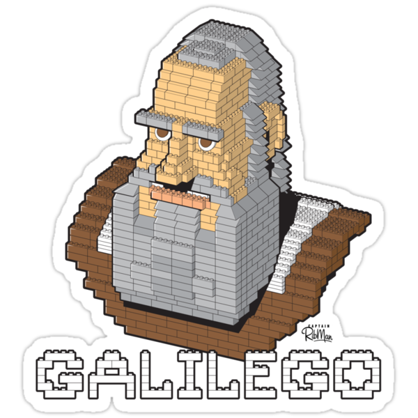 GaliLEGO by Captain RibMan