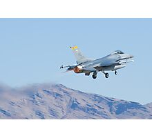 F-16C Fighting Falcon HL AF 89 075 Taking Off Photographic Print