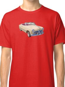 1949 Ford Custom Deluxe Convertible Antique Car Classic T-Shirt