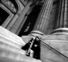 Le mendiant de Saint-Sulpice by Peppedam