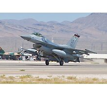 #LF AF 97 0113 F-16C Fighting Falcon Photographic Print