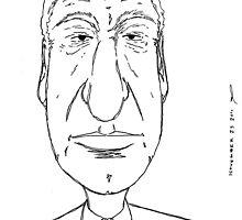 Portrait of a Learned Man by joesmithrealnam