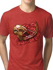 Chestburster  Tri-blend T-Shirt