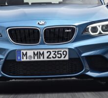 BMW M2 Sticker