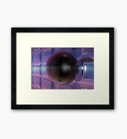 Awe Framed Print