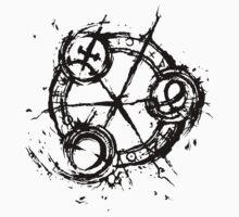 9 (Nine) Ink Source One Piece - Short Sleeve