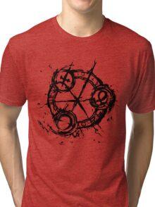 9 (Nine) Ink Source Tri-blend T-Shirt