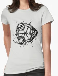 9 (Nine) Ink Source Womens Fitted T-Shirt