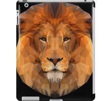 Low Poly Lion King iPad Case/Skin
