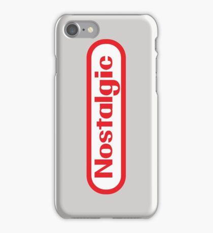 NES Collection : Nostalgic Logo iPhone Case/Skin