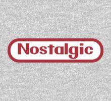 NES Collection : Nostalgic Logo One Piece - Short Sleeve