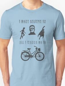 Bicycle Race - Dark Unisex T-Shirt