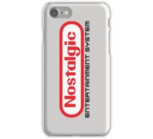 NES Collection : Nostalgic Entertainment System iPhone Case/Skin