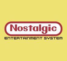 NES Collection : Nostalgic Entertainment System Kids Clothes