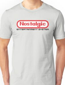 NES Collection : Nostalgic Entertainment System Unisex T-Shirt