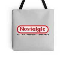 NES Collection : Nostalgic Entertainment System Tote Bag