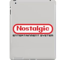 NES Collection : Nostalgic Entertainment System iPad Case/Skin