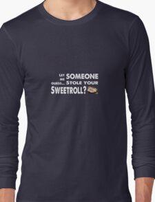 Sweetroll thief Long Sleeve T-Shirt