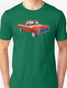 1975 Ford F100 Explorer Pickup Truck Unisex T-Shirt