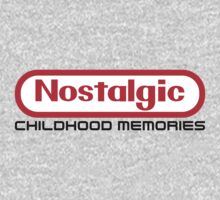 NES Collection : Nostalgic Childhood Memories Kids Tee
