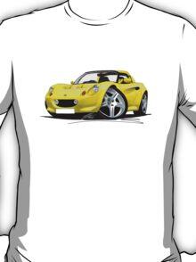 Lotus Elise S1 Yellow T-Shirt