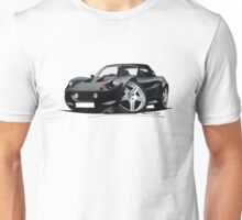 Lotus Elise S1 Black Unisex T-Shirt