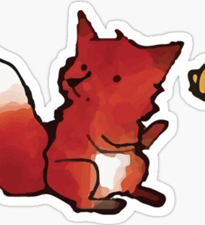 Feeling Playful Sticker