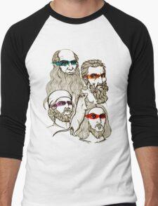 TMNT Men's Baseball ¾ T-Shirt
