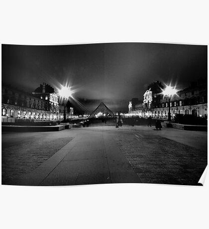 Minuit à Paris Poster