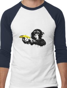 Bad Monkey Men's Baseball ¾ T-Shirt