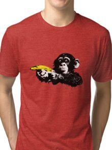 Bad Monkey Tri-blend T-Shirt