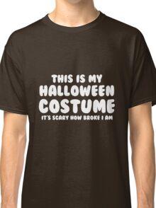Halloween Costume Classic T-Shirt