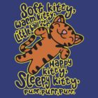 "Soft Kitty  ""Big Bang Theory""  by BUB THE ZOMBIE"