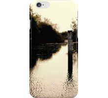 Lonely Pole iPhone Case/Skin