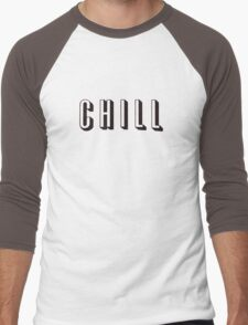 Chill Men's Baseball ¾ T-Shirt