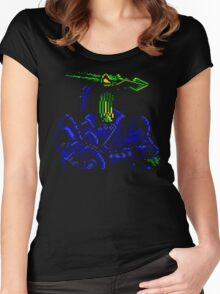 Nemesis Women's Fitted Scoop T-Shirt