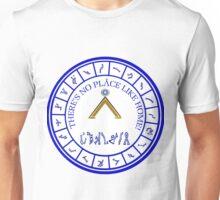 Stargate: Blue Dialing Ring Unisex T-Shirt