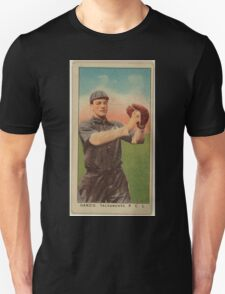 Benjamin K Edwards Collection Danzig Sacramento Team baseball card portrait Unisex T-Shirt