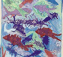 MULTI KULTI FISH  by REKHA Iyern [Fe] Records Canada