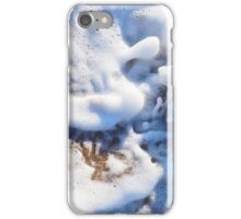 sea foam iPhone Case/Skin