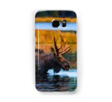 Algonquin Park Moose Samsung Galaxy Case/Skin