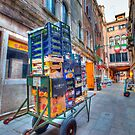 The Venice Cart by philnormanphoto