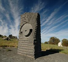 Key Hole Sculpture @ Sculpture Park, Barossa Valley by muz2142