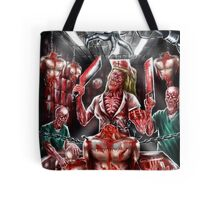 hospital gore Tote Bag